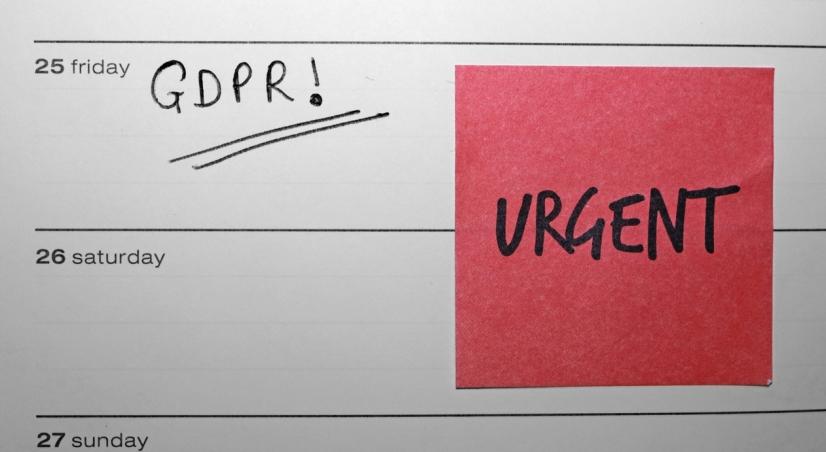 GDPR: In vijf stappen jouw data waterdicht beschermen